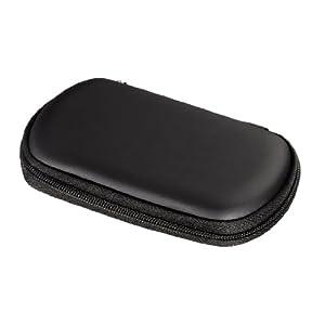 Hama Tasche aus EVA für PSP Go, Schwarz