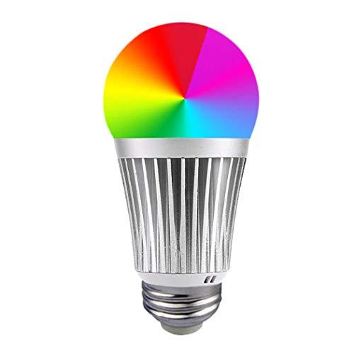 YDYG WiFi LED-Leuchtmittel, dimmbar, 18 W, 1200 lm, kompatibel mit Amazon Alexa, Google Home, mit Smartphone, 100 W, WiFi E26
