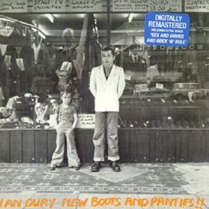 New Boots and Panties by Ian Dury & The Blockheads (Hs-boot)