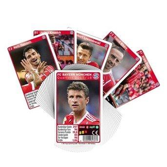 Teepe 23677 Teepe Sportverlag 23677 - FC Bayern München Quartett 17/18