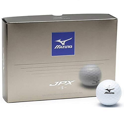 Mizuno JPX Supersoft Erwachsene Golfbälle 12 cm Unisex Weiß