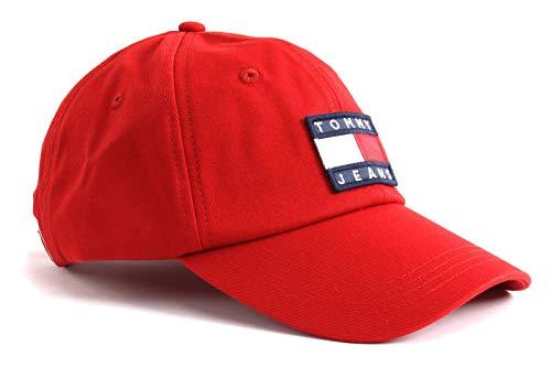 Tommy Hilfiger TJU Heritage Cap Tommy Red -
