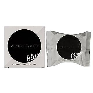 [APRIL SKIN] Signature Soap Black 100g / Cleansing Soap