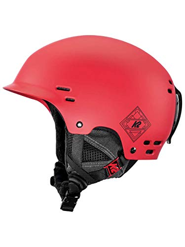 K2 Skis Herren Thrive red Skihelm, rot, M -