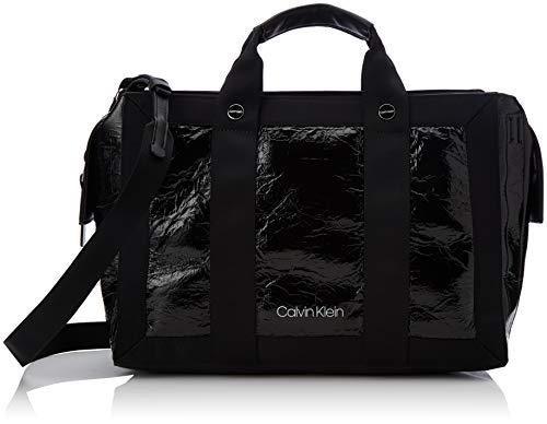 0bb038a0900975 Calvin Klein Outline Tote - Borse Donna, Nero (Black), 14x37x26 cm (