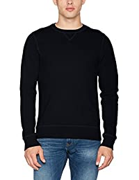 Scotch & Soda Herren Sweatshirt Nos - Classic Crew Neck Sweat