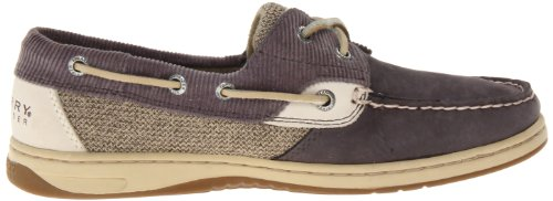 Sperry Top-Sider Bluefish 2-eye Nubuck 9276619, Damen Mokassins Grau