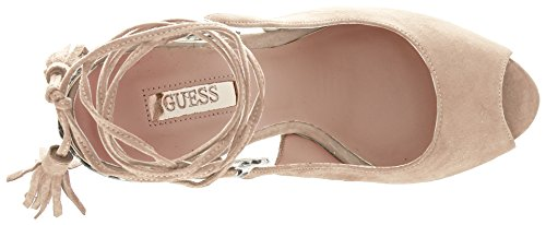 Guess Homera, Escarpins Femme Bianco Sporco (Light Natural)