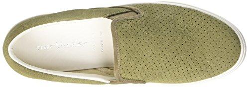 North Star 8337118, Pompes à Plateforme Plate Homme Vert (Verde)