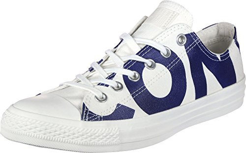 Converse Ox Scarpa blu beige Aclaramiento De 2018 Comprar Barato Fiable Envío Bajo El Envío Libre El Precio Más Bajo Nicekicks De Salida 672alz5fWN