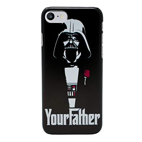 iPhone 5/5s Star Wars Étui pour Téléphone/Coque pour Apple iPhone 5s 5 Se/Protecteur D'écran et Chiffon/iCHOOSE / Your Father