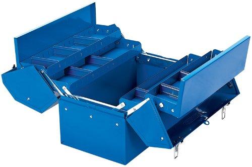 Typ Scheunenform Werkzeugkoffer mit freitragenden Schalen 4 - General purpose Werkzeugbox aus Blech...