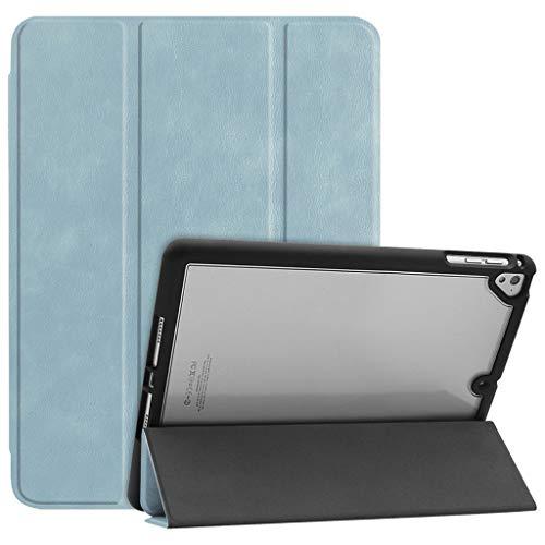 Tablet-Schutzhülle, Webla-Schutzhülle Gilt für die Abdeckung der TPU-Halterung aus Leder für iPad 9.7 2017/2018, Tpu -