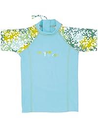 Camiseta Anti UV camuflaje para niño 3años