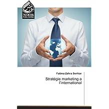 Stratégie marketing a l'international