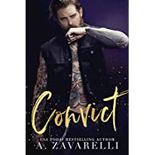 CONVICT: A Dark Romance (Sin City Salvation Book 2) (English Edition)