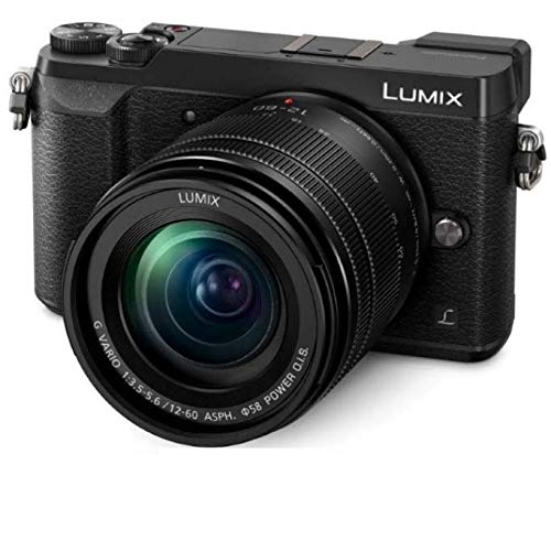 Panasonic GX80 (Kit) Black