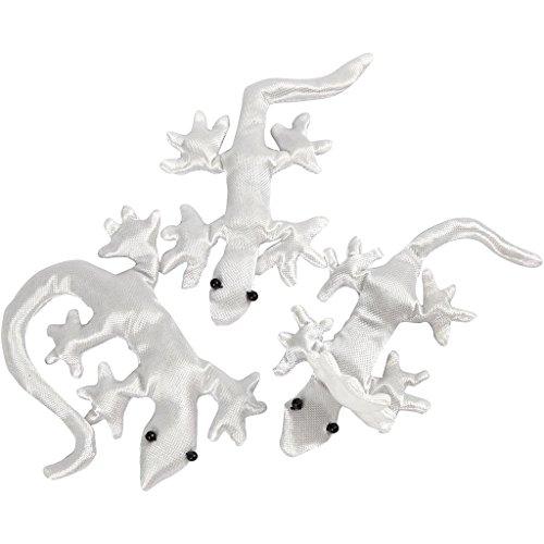 Stoff-Krabbeltiere, Größe 10-14 cm, 3 sort.