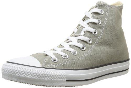 Converse All Star Hi Canvas Seasonal, Sneaker, UNISEX, Silber - Argento (Old Silver) - Größe: 41 EU (Silber Converse Damen Star All)