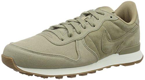 Nike Internationalist Prm, Chaussures de Sport Homme, Bleu Beige