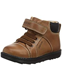 703394a6f363 Geox Baby B Hynde Boy A Boots, (Brandy C6054), 4.5 UK Child