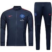 Nike PSG M NK DRY TRK SUIT SQD W Tracksuit Paris Saint Germain for Men, Size