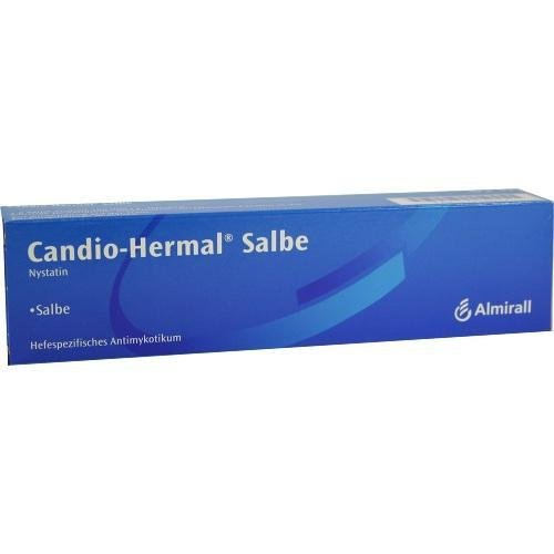 CANDIO HERMAL 50g Salbe PZN:1438017
