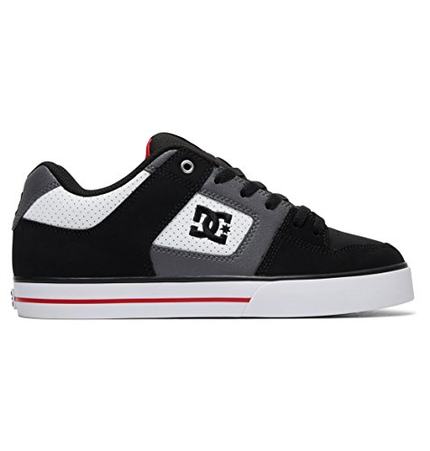 DC Shoes Pure - Shoes for Men - Schuhe - Männer - EU 44.5 - Weiss