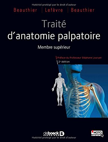 Traité d'anatomie palpatoire