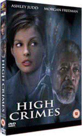 13 Dvd High Monster (High Crimes - Dvd [UK Import])