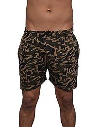 Roden Men's Camoflauge Boxer/Printed Boxer/Men's Shorts/Men's Boxer