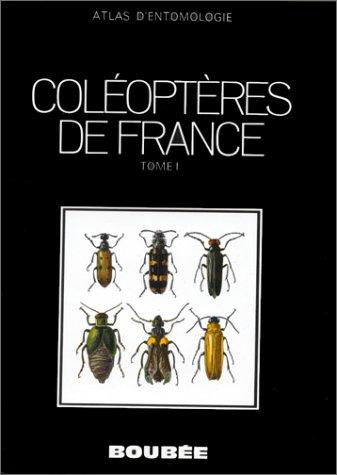 Atlas des Coloptres de France, Belgique, Suisse, tome 1