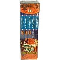 Räucherstäbchen Raj's Nag Champa 200 sticks 25 Schachteln zu je 8 Stäbchen Großpackung Wohnaccessoire Raumduft preisvergleich bei billige-tabletten.eu