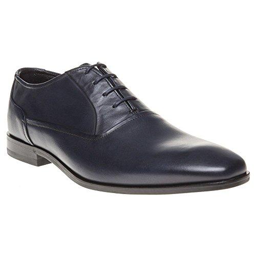 HUGO Square Oxfr Lt Herren Schuhe Blau Blau