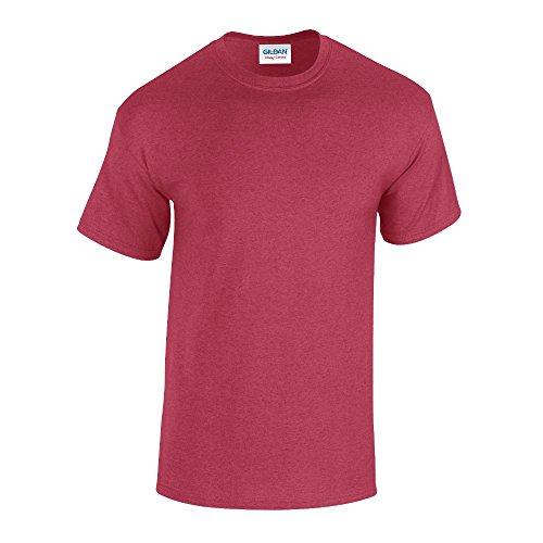 Gildan - Heavy Cotton T-Shirt '5000' Antique Cherry Red