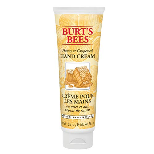 Burt\'s Bees Handcreme, Honey und Grapeseed, 1er Pack (1 x 73,7 g)