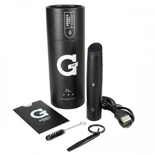 Grenco G Pro Portable terra Materiale vaporizzatore