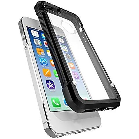 OH-BOX® Unicornio iphone 6 / 6s caso, material de la PC + TPU caja del teléfono protectora de la piel para el teléfono(El