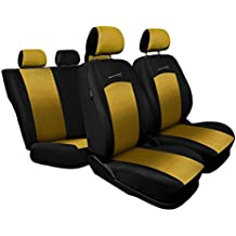 S-Y Universal Fundas de asientos compatible con FORD FOCUS 1 2 3 I II III