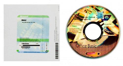 Microsoft Office 2007 Basic OEM deutsch