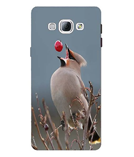 Cool & Creative Silicon Printed Back Cover For Samsung Galaxy A8  available at amazon for Rs.199