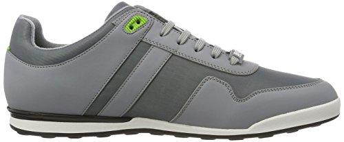 Boss Green Arkansas_lowp_nymx 10197583 01, Sneakers Basses Homme Gris (Medium Grey 30)