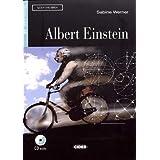 Albert Einstein: Deutsche Lektüre für das GER-Niveau A2. Buch + Audio-CD: Biografie. Niveau 2, A2