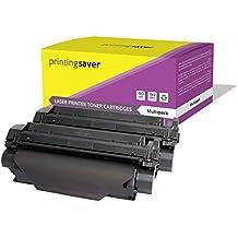Printing Saver EP27 NEGRO (2) Cartuchos de Tóner para CANON LBP3200, MF3110, MF3112, MF3220, MF3228, MF3240, MF5550, MF5630, MF5650, MF5730, MF5750, MF5770