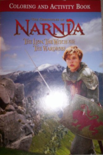 The Lion, the Witch and the Wardrobe Coloring and Activity Book (The Chronicles of Narnia, Volume 1) by C.S. Lewis (2005-05-03)