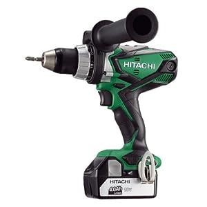 Hitachi 95000264Akku-Bohrschrauber 18V