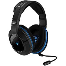 Turtle Beach Ear Force Stealth 400 Premium Fully Wireless Gaming Headset [PlayStation 4, PlayStation 3]