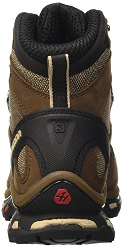 Quest 4d Brown Salomon Wanderstiefel 2 Herren Gtx 8fxA8UCwvq