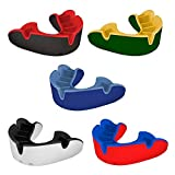 Opro Self-Fit GEN3 Full Pack Silver Mouth Guard