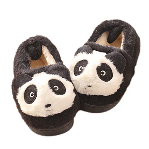 Summer mae donna panda fun pantofole boots allegro